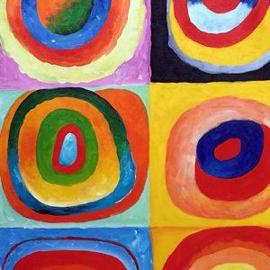 Artist Series: Wassily Kandinsky