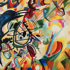 Kandinsky: Synesthesis of Colors and Sounds