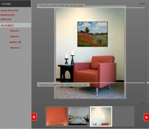 overstockArt.com launches view in room application