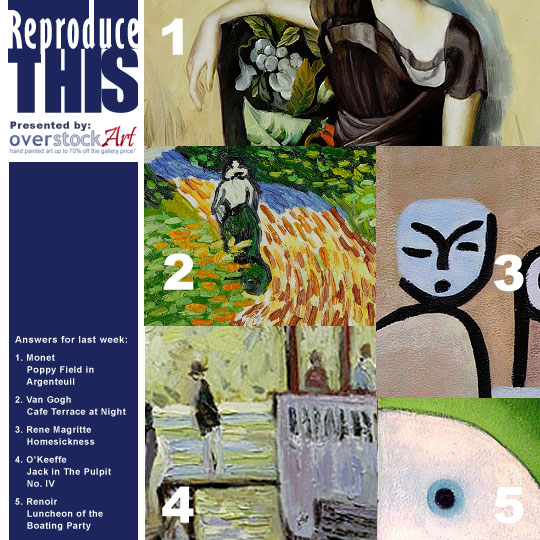 ReproduceTHIS Do you know your Art 5 9 17 102 ReproduceTHIS: Know your Art