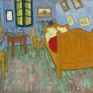 Restoration of Van Gogh's Bedroom