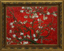 overstockArt.com - Red Branches oil painting