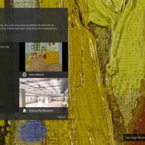Google Art Project – For Art Lovers Everywhere!