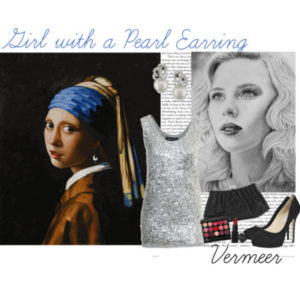 Famous Paintings Inspire Fashion Trends