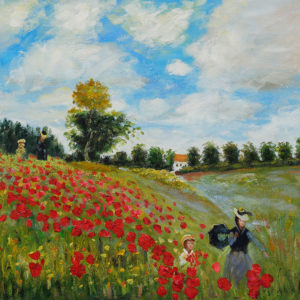 Most Popular Oil Painting for Mother's Day 2011