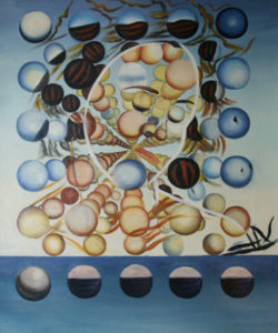 Dali - Galatea of the Spheres