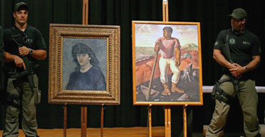 Stolen Picasso recovered undamaged in Brazil