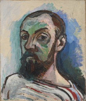 Henry Matisse - A favorite artist of the Steins.