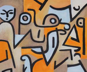 Klee - Young Moe, 1938