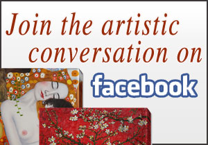 Join the Artistic Conversation on Facebook