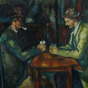Going Mad for Paul Cezanne