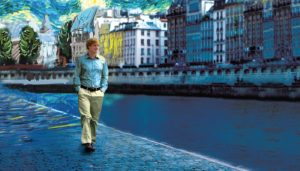 Woody Allen's Midnight in Paris brings out the greatest artists of Paris in the roaring 20's