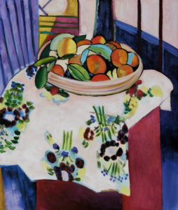 Matisse - Still Life with Oranges