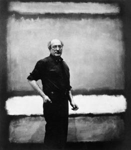 Mark Rothko Oil Paintings