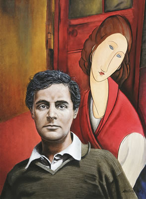 amedeo modigliani Amadeo Modigliaini's  Love Affairs