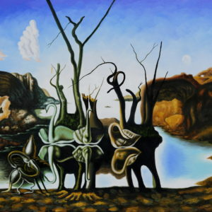Art Corner Blog » The Dream Paintings of Salvador Dali