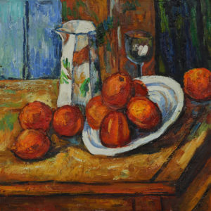 How Paul Cezanne Learned to Paint Nature