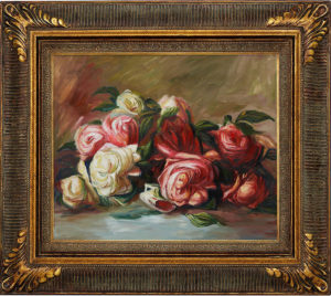 Renoir - Discarded Roses