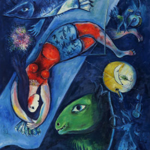 Maurice Sendak, Marc Chagall and a Wild Imagination