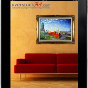 overstockArt.com Releases New Art Shopping App for iPad