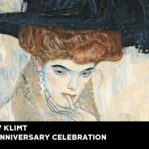Celebrating 150 Years of Gustav Klimt Art