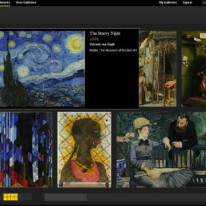 Google Makes Art Accessible to All