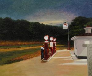 Hopper - Gas, 1940