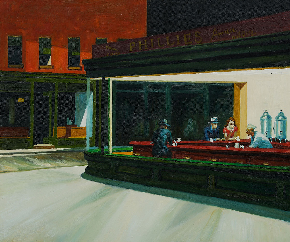 Hopper - Night Hawks, 1942