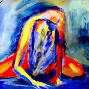 Expressionist Helena Wierzbicki Named Artist Become's September Artist of the Month