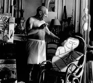 Picasso's Pathways through the South of France