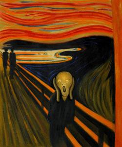 Edvard Munch – The Scream