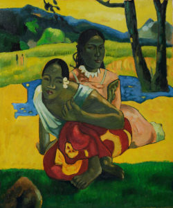 Gauguin - When Will You Marry?