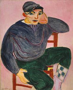 The Young Sailor, Henri Matisse
