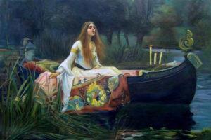 Waterhouse - The Lady of Shalott