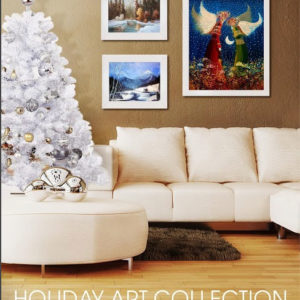 Holiday Art Shopping Spree! Black Friday, Small Biz Saturday and Cyber Monday Promotions; Plus a Holiday Pin It to Win It Sweepstakes