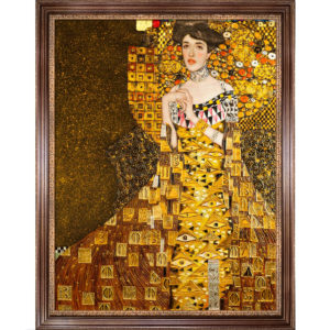 Portrait of Adele Bloch-Bauer: The Klimt Femme-Fatale