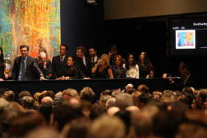 Grisly Warhol Painting Fetches $104.5 Million, Auction High For Artist