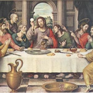 The Last Supper – Juanes Vs. Da Vinci