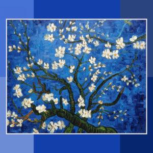 Cores Arte 04 Dazzling Blue