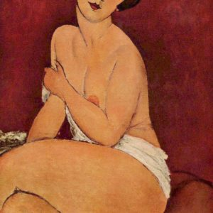 The Beautiful Roman sets Records for Modigliani