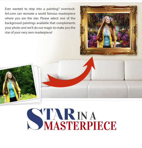Star in a Masterpiece