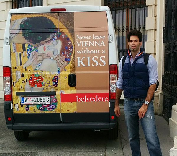 Art Travel Guide: Don't Leave Vienna without the Kiss
