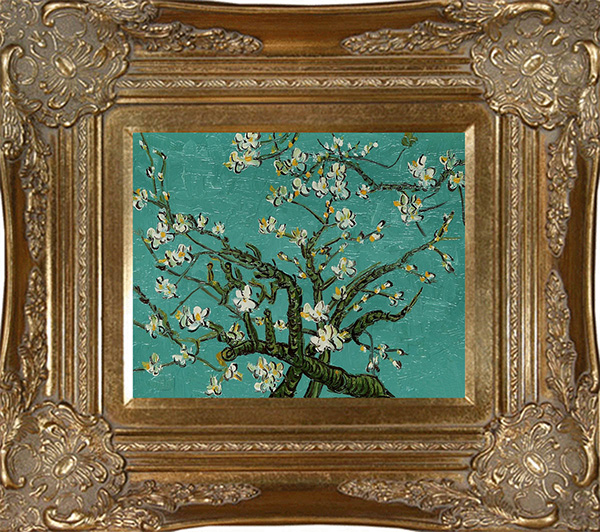 Van Gogh - Branches of an Almond Tree in Blossom