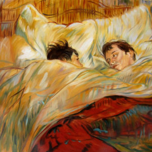 Top Seven Bed Scenes in Art History