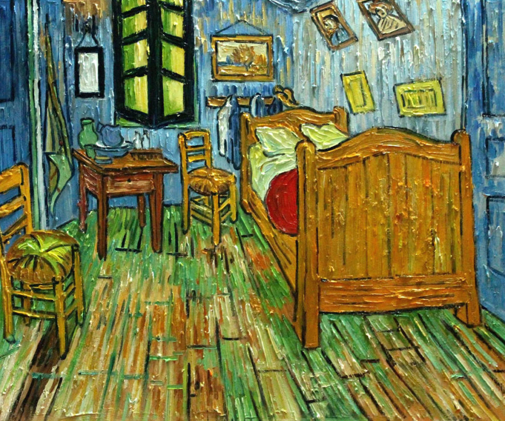 Van Gogh - Bedroom At Arles