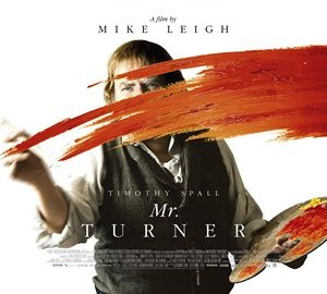 The Great British Artist William Turner Comes to Life on the Big Screen in Mr. Turner