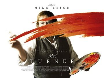 Mr Turner the Movie