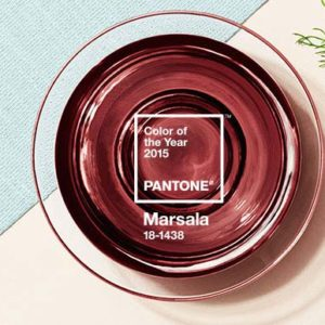 Marsala Announced As Pantone's New Color of the Year for 2015