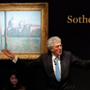 Sotheby's Breaks London Record for Art Sales
