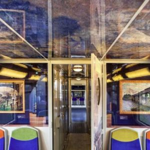 Travel to Monet's Giverny in True Railway Style